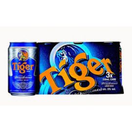 Tiger Beer Canned